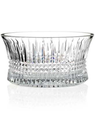 Gifts, Lismore Diamond Crystal Bowl 10""