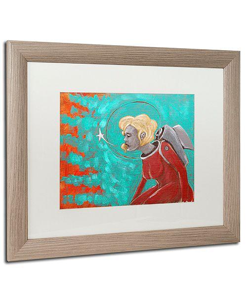 """Trademark Global Craig Snodgrass 'Wish' Matted Framed Art, 16"""" x 20"""""""