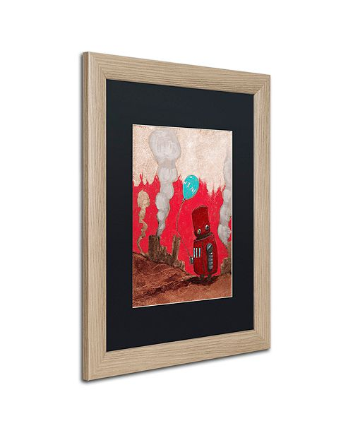 trademark global craig snodgrass win matted framed art wall art