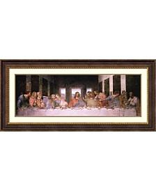 Amanti Art The Last Supper Framed Art Print