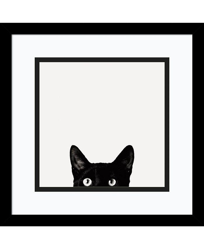 Amanti Art - Curiosity 13x13 Framed Art Print