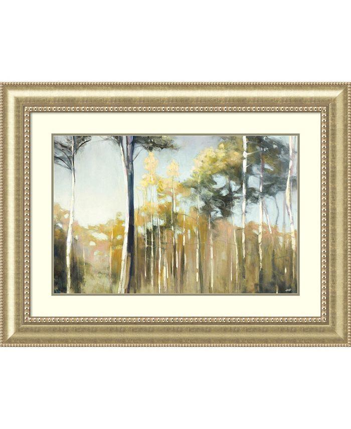 Amanti Art - Aspen Reverie 45x34 Framed Art Print