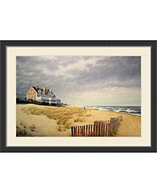 Amanti Art Beach House Framed Art Print