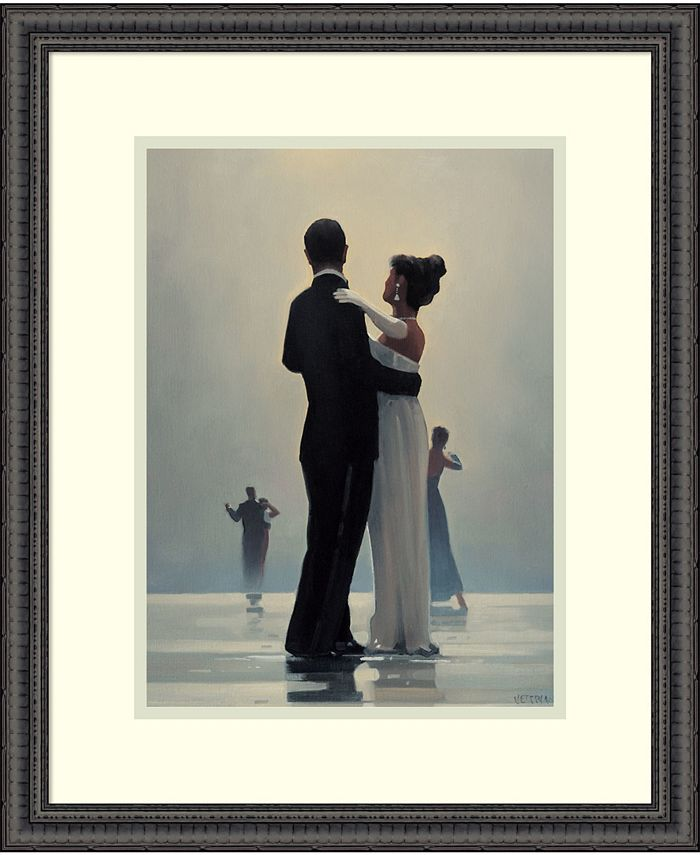 Amanti Art - Dance Me to the End of Love 18x22 Framed Art Print