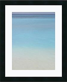 Bleu 2 Framed Art Print