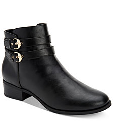 Charter Club Jaimee Booties, Created for Macys