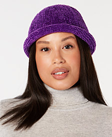 August Hats Chenille Roll-Up Hat