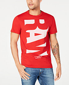 G-Star Raw Mens Graphic T-Shirt, Created for Macy's