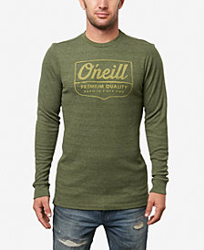 O'Neill Men's Script Graphic Thermal T-Shirt