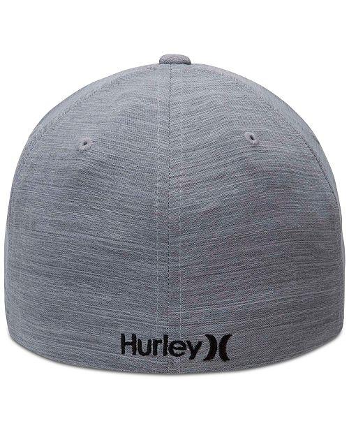 02bf2d29c6bb4 Hurley Men s Dri-FIT Stretch Performance Cutback Hat   Reviews ...