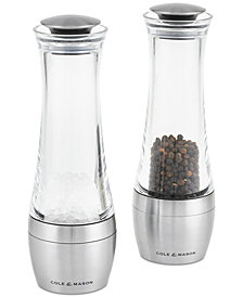 Cole & Mason Amesbury Salt & Pepper Grinder Set