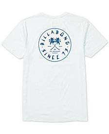Billabong Men's Tendencies Graphic T-Shirt
