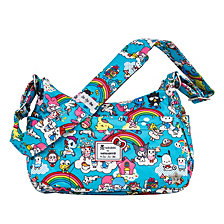 JuJuBe HoboBe Messenger Diaper Bag - Tokidoki for Hello Sanrio by Ju-Ju-Be Collection