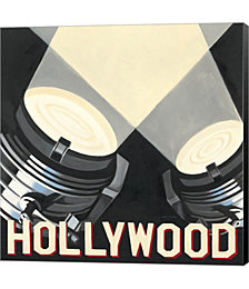 Hollywood by Studio Mousseau Canvas Art
