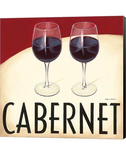 Metaverse Vin Moderne IV by Sue Schlabach Canvas Art