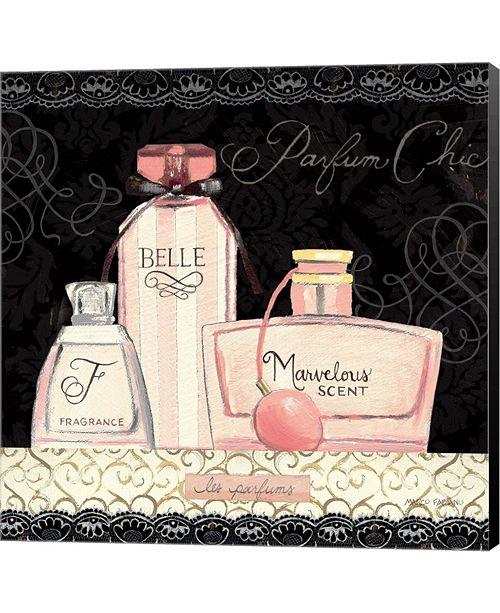 Metaverse Les Parfum II by Marco Fabiano Canvas Art