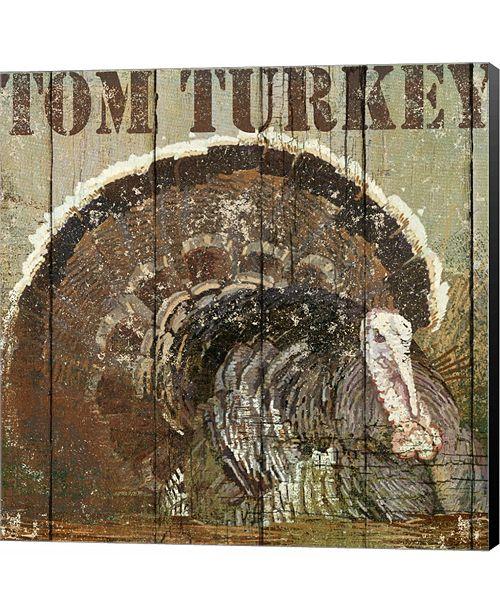 Metaverse Open Season Turkey by Art Licensing Studio Canvas Art