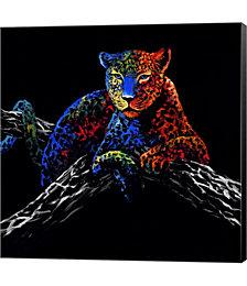 Cheetah by Claudia Canvas Art
