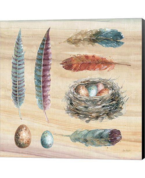 Metaverse Spiced Nature IX by Lisa Audit Canvas Art