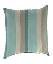"Jordan Manufacturing Outdoor 18"" x 12"" Toss Pillows, Set of 2, Cast Petal"