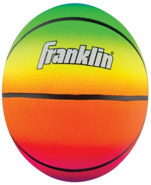 Franklin Sports Pvc Vibe Playground Basketball, 8.5