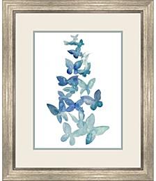 Butterfly Falls I by Grace Popp Framed Art