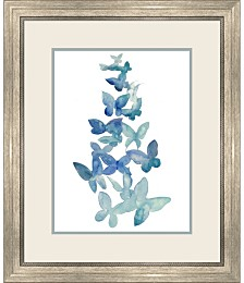 Butterfly Falls I by Grace Popp Framed Art