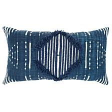 "Donny Osmond 14"" x 26"" Geometric Design Pillow Collection"
