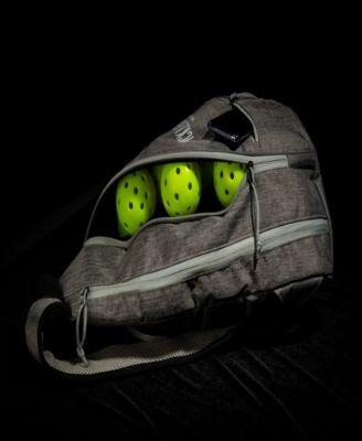 Franklin Sports Pickleball-X Elite Performance Sling Bag