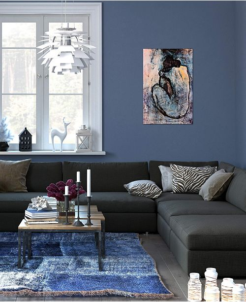"""iCanvas """"Blue Nude"""" by Pablo Picasso Gallery-Wrapped Canvas Print"""