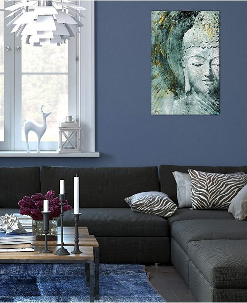 """iCanvas """"Buddha, Front"""" by Eric Yang Gallery-Wrapped Canvas Print"""