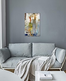 """""""Explorations"""" by Julian Spencer Gallery-Wrapped Canvas Print"""