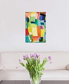 """Urban Essay XXIV"" by Kim Parker Gallery-Wrapped Canvas Print"