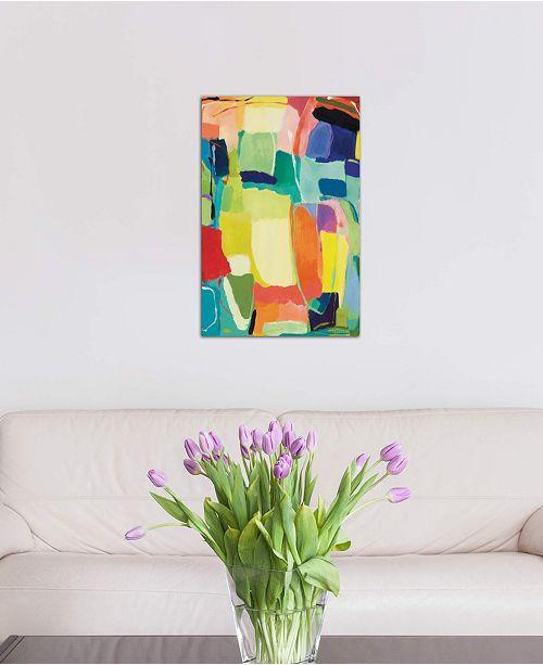 "iCanvas ""Urban Essay XXIV"" by Kim Parker Gallery-Wrapped Canvas Print"