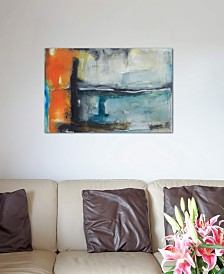 """iCanvas """"Surge"""" by Michelle Oppenheimer Gallery-Wrapped Canvas Print"""