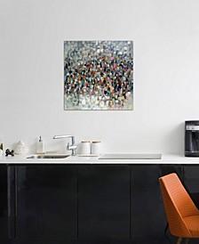 "Bird of Prey by Pamela Harmon Gallery-Wrapped Canvas Print - 18"" x 18"" x 0.75"""