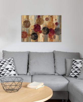 Global Gallery Silvia Vassileva Pendulum Giclee Stretched Canvas Artwork 30 x 20