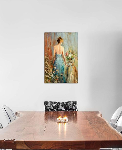 "iCanvas ""Thoughtful"" by Steve Henderson Gallery-Wrapped Canvas Print (40 x 26 x 0.75)"