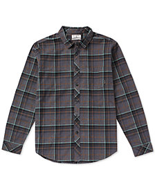 Billabong Men's Coastline Flannel Shirt