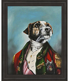 Duke by Victoria Coleman Framed Art