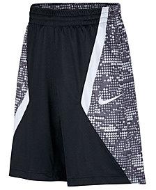 Nike Big Boys Printed Basketball Shorts
