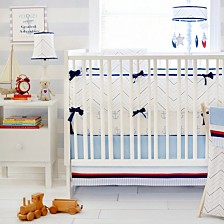 First Mate Crib Bumper