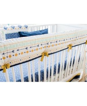 Desert Sky Crib Rail Cover Bedding