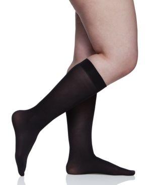 Image of Berkshire Plus Size Trouser Socks Hosiery 6424