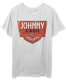 Johnny Cash Men's Graphic T-Shirt