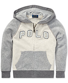 Polo Ralph Lauren Little Boys Cotton Spa Terry Hoodie