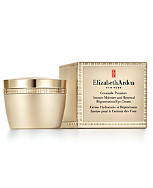 Elizabeth Arden Ceramide Premiere Intense Moisture and Renewal Regeneration Eye Cream,  0.5 oz. Jar