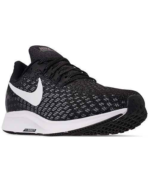 32edcfca2348f ... Nike Men s Air Zoom Pegasus 35 Wide Width Running Sneakers from Finish  Line ...
