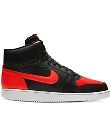 Nike Men's Ebernon Mid Casual Sneakers from Finish Line