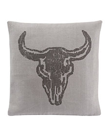 "Bison 20"" Pillow"